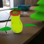 3D modelling and animation example 1