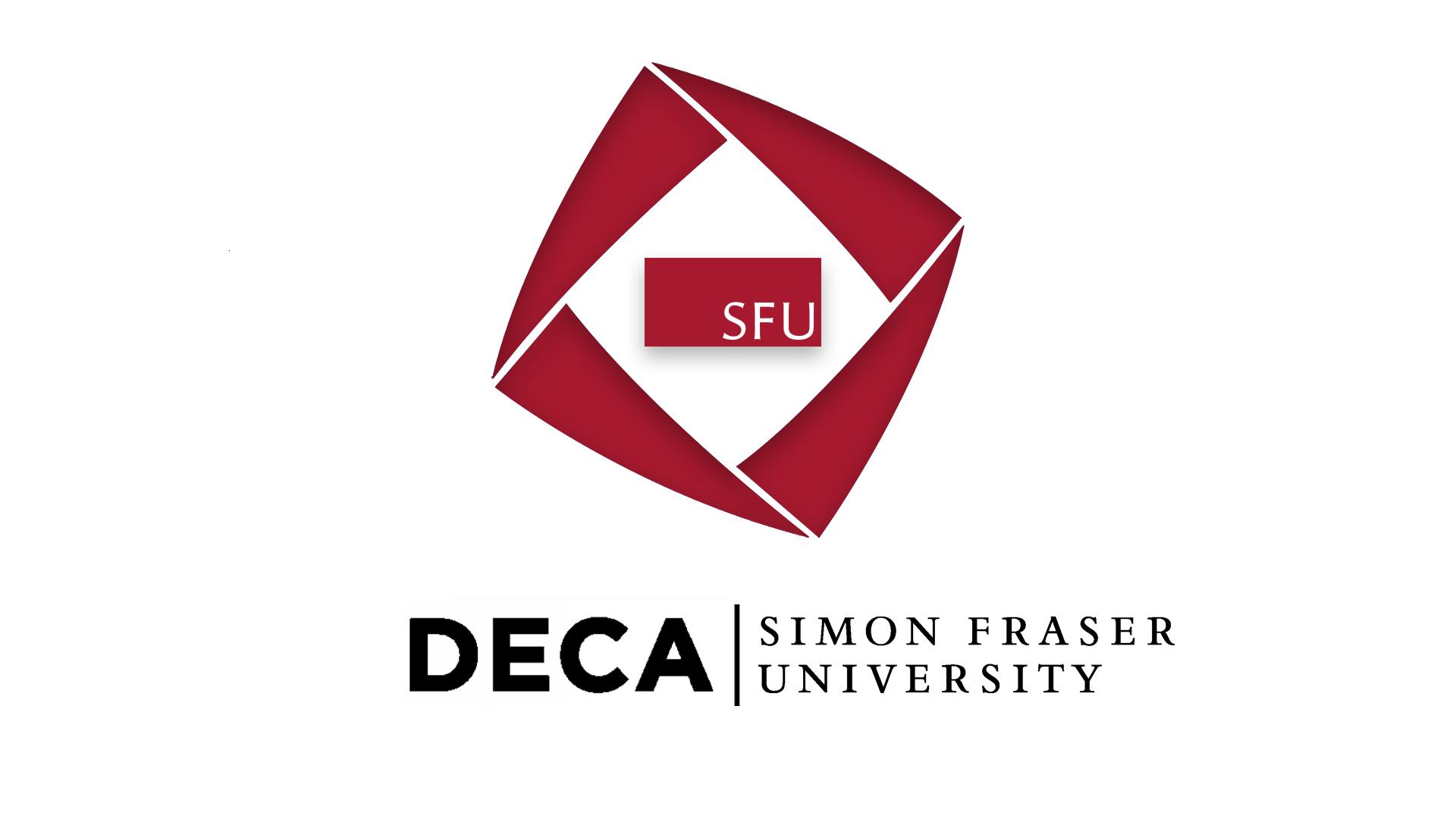 DECA SFU Logo